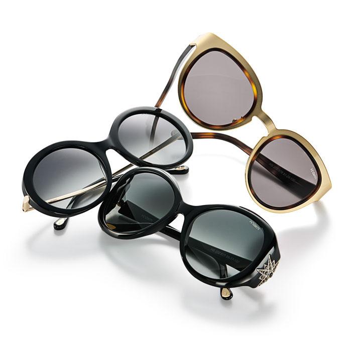257038a27 Óculos inspirados em joias trazem detalhes preciosos – Adoro Joias