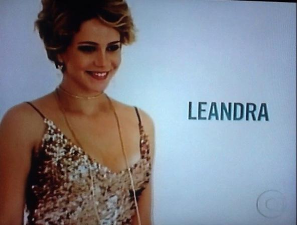 As Brasileiras - Leandra Leal