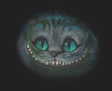 Cheshire - sorriso 1