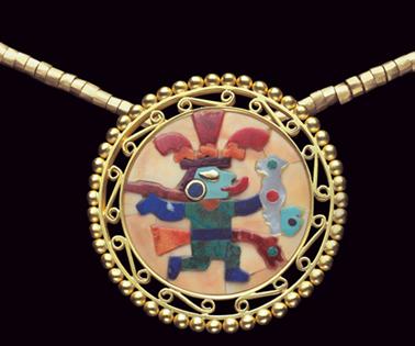 Coleção Peruana Guerrero Mochica
