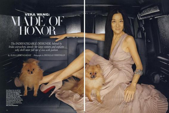 Harper's Bazaar USA 2011-4-1 pag 210