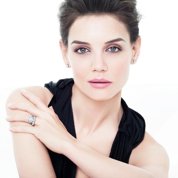 Katie Holmes para H.Stern(diamantes)
