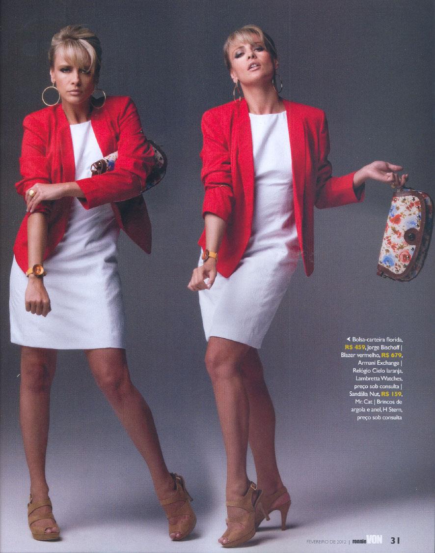 Revista Ronnie Von - fev.mar - 2012